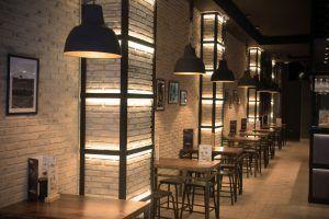 Restaurante Tintapa en Valencia diseñado por Tariq Estudio